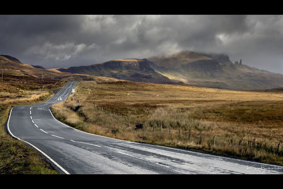 Road to Storr